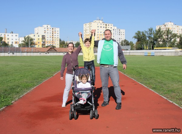 Én és a Családom - Rácz Anett, Szeged-Felsőváros független képviselőjelöltje