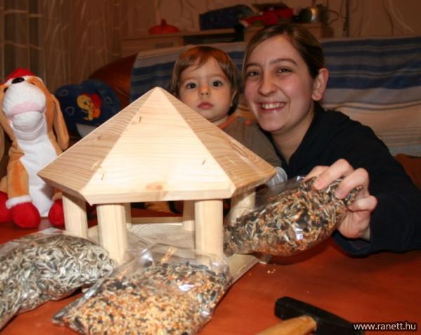 Gyermekeimet is a környezet védelmére oktatom