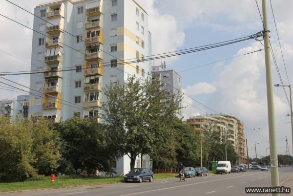 Látkép, Szeged-Felsőváros