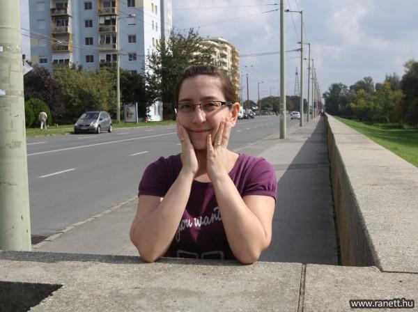 Rácz Anett, Szeged-Felsőváros független képviselőjelöltje